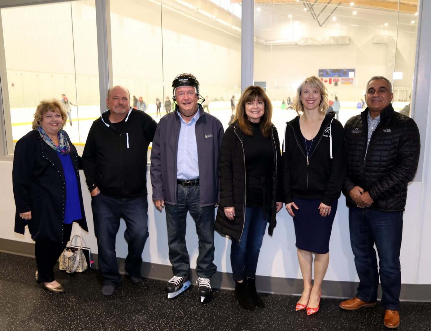 New North Surrey Sport and Ice Complex hosts first public skate
