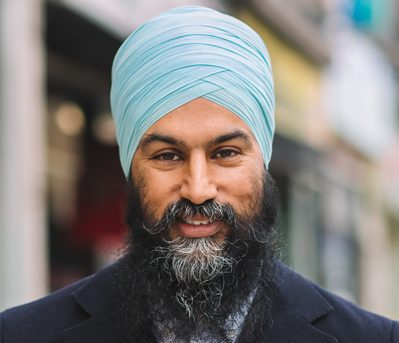 """Our country, and our world, has been pushed to the tipping point"" : NDP Leader Jagmeet Singh in an interview with Desi Today"