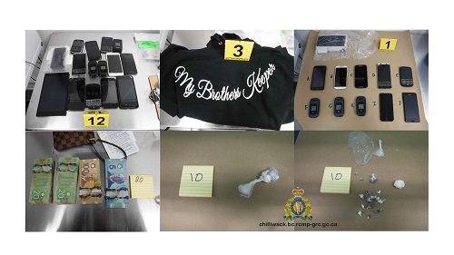 Dial-a-dope operation is shut down by Mounties