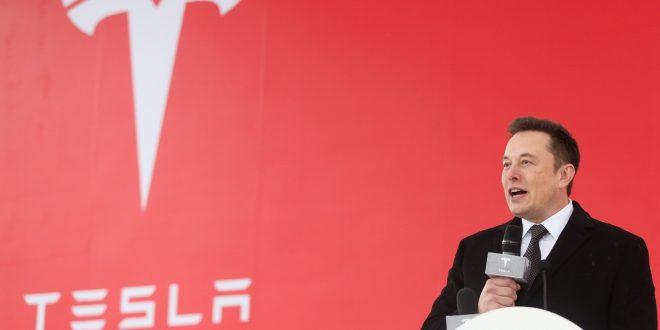 Tesla cars will soon talk to pedestrians, teases Musk