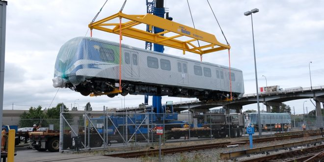 New Canada Line trains increase service for customers
